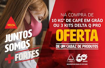 Delta Cafés apoia a reabertura da restauração com oferta de 1 milhão de euros em produtos